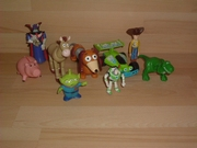 Lot figurines Toy Story