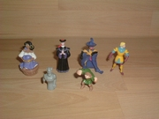 Lot figurines Notre Dame de Paris