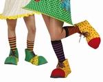 Chaussures clown souples 28 cm
