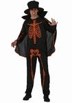 Deguisement costume Squelette
