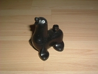 Phoque noir