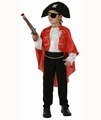 Deguisement costume Pirate capitaine 5-6 ans