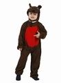 Deguisement costume Ourson  5-6 ans