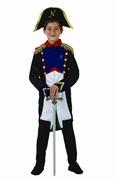 Deguisement costume Napoléon 10-12 ans