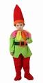 Deguisement costume Lutin 3-4 ans