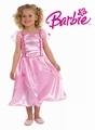 Deguisement costume Barbie 5-7 ans