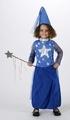 Deguisement costume Fée bleue étoile 10-12 ans