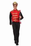 Deguisement costume Musicien soldat dompteur
