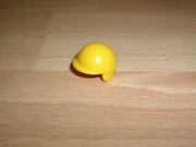 Casque jaune