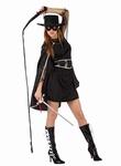 Deguisement costume Zorro Femme  XL