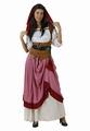 Deguisement costume Dame médiévale aubergiste XL
