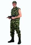 Deguisement costume Militaire
