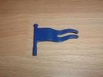 Petit drapeau bleu