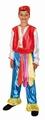 Deguisement costume Gitan Tzigane 7-9 ans