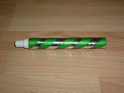 Cotillons  tube lance boules vert neuf