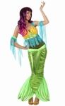 Deguisement costume Sirène