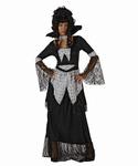 Deguisement costume Marquise noire