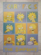 Simpsons scaryfaces
