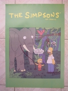 Simpsons éléphant