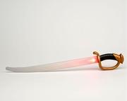 Epée sabre pirate 66 cm sonore et lumineuse