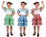Deguisement costume Danseuse Espagnole 1-2 ans