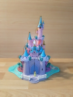 Château de Cendrillon Polly Pocket Disney en l'état