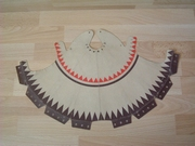 Indien toile tipi
