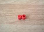 Crochet rouge