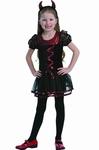 Deguisement costume Diablesse 7-9 ans