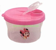 Doseur de lait en poudre Disney rose