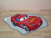 Tapis voiture cars   83 x 42 cm