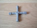 Outillage croix démonte roue