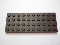 Plaque 40 picots 4x10