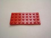 Plaque 32 picots 4x8
