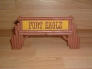 Enseigne fort Eagle