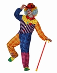 Deguisement costume Clown coeur