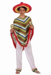 Deguisement costume Mexicain  XXL