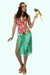 Deguisement costume Tahitienne Hawaienne