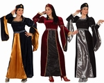 Deguisement costume Princesse médiévale  XL