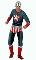 Deguisement costume Super héros  XL