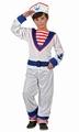 Deguisement costume Marin 7-9 ans