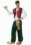 Deguisement costume Aladin prince arabe XL