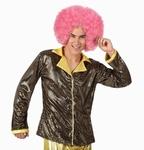 Deguisement costume Disco Chemise or  XL