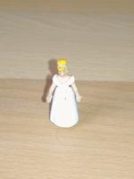 Cendrillon  robe blanche
