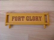 Enseigne Fort Glory
