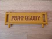 Enseigne Fort Glory