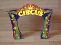 Entrée circus électrique