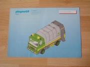 3121 Camion poubelle