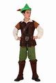 Deguisement costume Robin des Bois - Peter Pan 10-12 ans