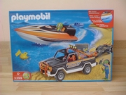 Playmobil Pick up 4x4 hord bord 3399